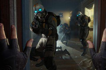 Превратите Half-Life: Alyx в шутер с помощью мода