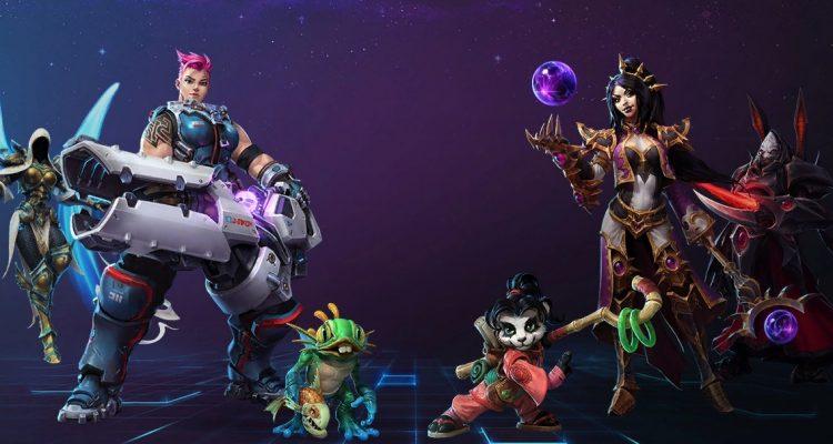 Heroes of the Storm - экшен-моба от Blizzard продолжает развиваться