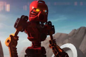 Игра от фанатов Lego Bionicle и она выглядит поразительно многообещающе