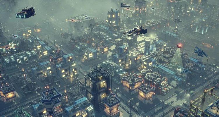 Industries of Titan выходит в раннем доступе