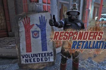 Коронавирус в Fallout 76 - игроки строят больницы и исследовательские центры