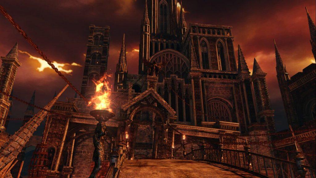 30 локаций в играх от FromSoftware, где застревал каждый