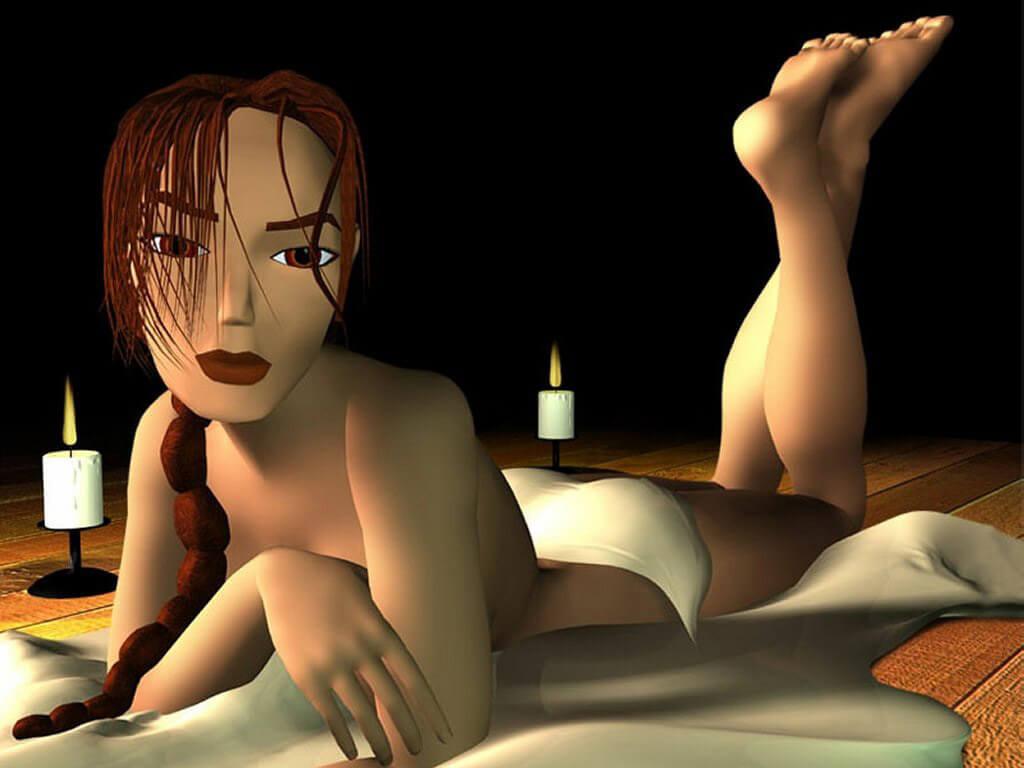 Лара Крофт. Больше, чем секс-символ