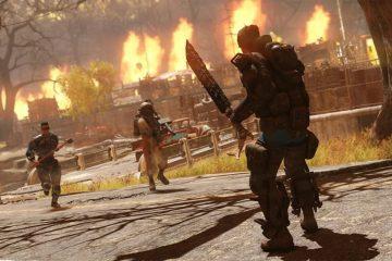 Новая ошибка в Fallout 76 - NPC забирают оружие павших игроков