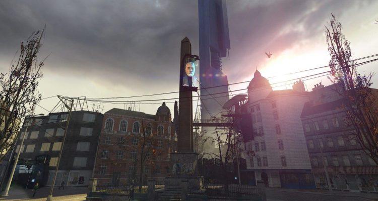 Новый мод для Half-Life: Alyx переносит город City 17 на игровой движок Source