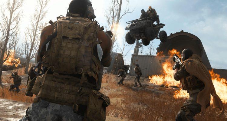 Новый сезон в Call of Duty Warzone начнётся 8 апреля