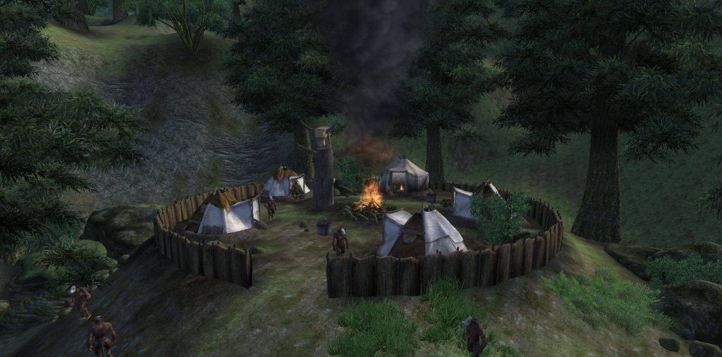 Мод добавляет родину каджитов в Oblivion