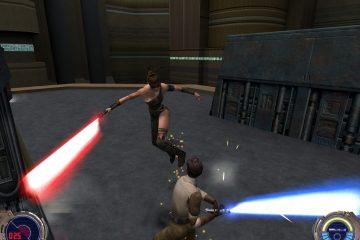 Онлайн-дуэли на световых мечах в Jedi Knight 2