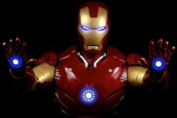 Поклонница Marvel создала реалистичную броню Iron Man
