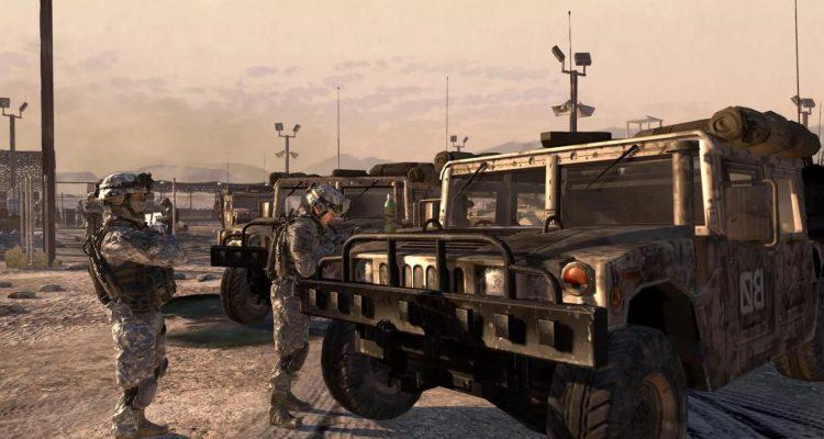 Производитель Хаммеров заявил о незаконном использовании машин в Call of Duty