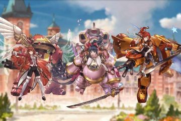Project Sakura Wars выходит на PlayStation 4