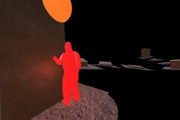 Продирайтесь сквозь непроглядную тьму в игре Reaching
