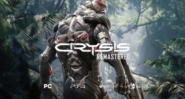 Ремастер Crysis официально подтверждён