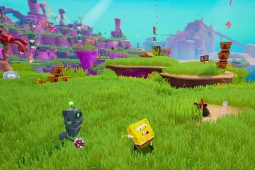 Ремейк SpongeBob SquarePants: Battle for Bikini Bottom получил дату выхода