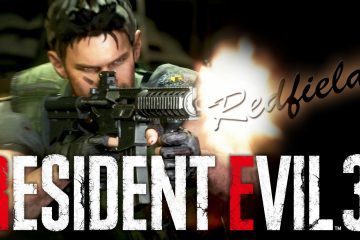 Замена Карлоса в Resident Evil 3 на Криса Редфилда