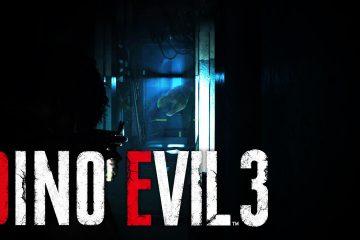 Мод для Resident Evil 3 заменяет врагов динозаврами