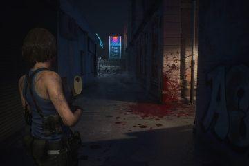 расширенный Раккун-Сити для ремейка Resident Evil 3