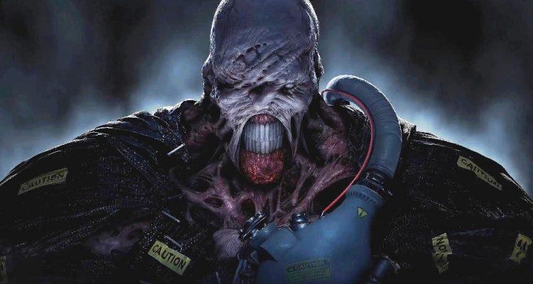Resident Evil 3 с видом от первого лица