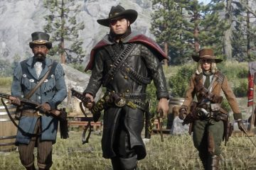 Rockstar раздаёт бесплатное золото в Red Dead Online
