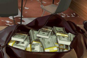 Rockstar раздаёт виртуальные доллары в GTA Online