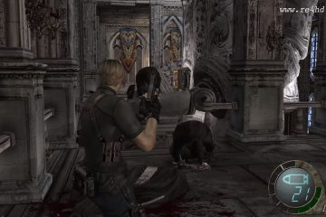 Слух о ремейке Resident Evil 4 не замедлил разработку фанатами его HD – версии