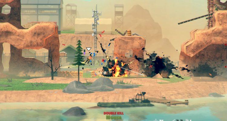 Soldat 2 demo и Soldat в теперь в бесплатном доступе в Steam
