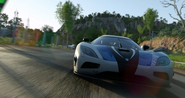 Sony отключила серверы DriveClub для PlayStation 4