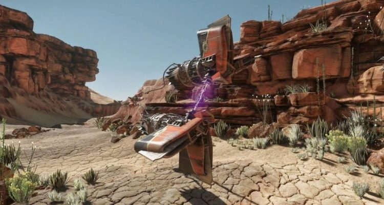 Star Wars Episode I: Racer выйдет на Nintendo Switch и PlayStation 4
