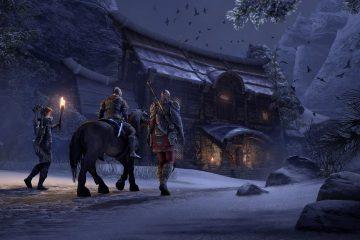 The Elder Scrolls Online приглашает бесплатно посетить Skyrim