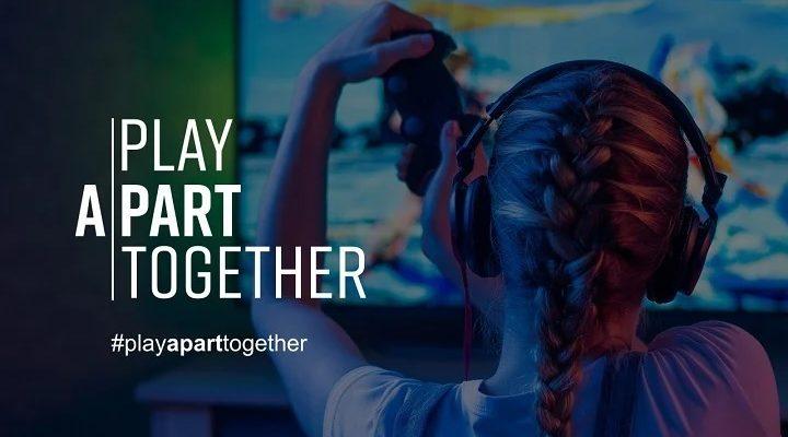 Всемирная организация здравоохранения начала кампанию Play Apart Together