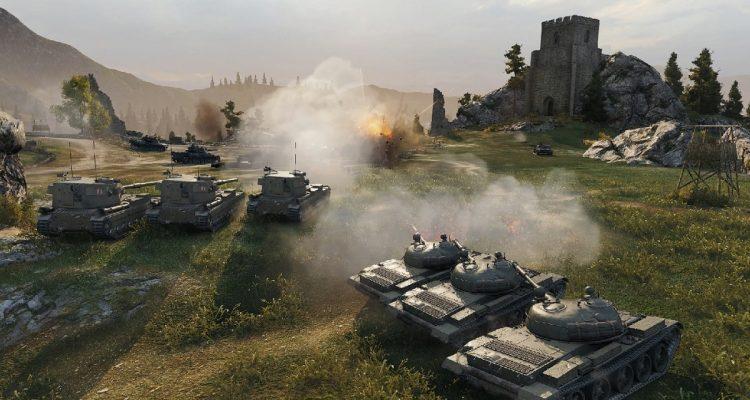 World of Tanks празднует 10-летний юбилей