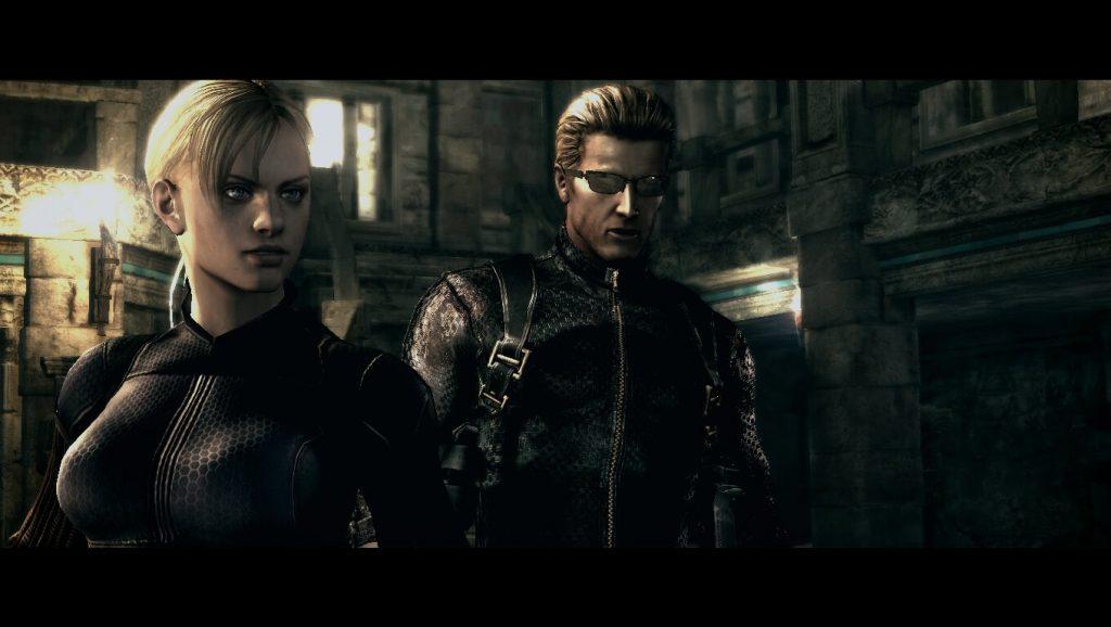 Resident Evil: кто такой Альберт Вескер