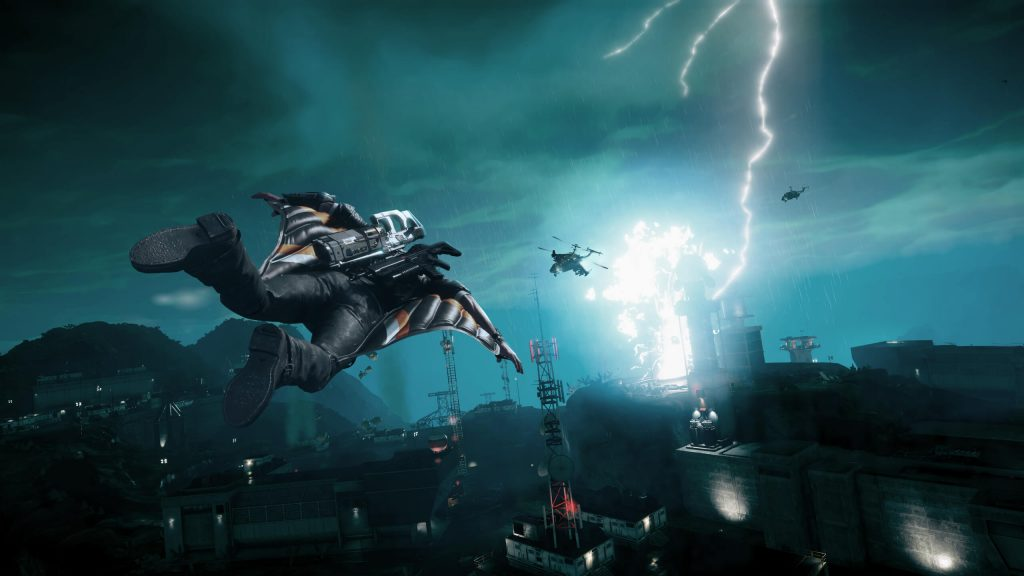 15 потрясающих штормовых эффектов в играх