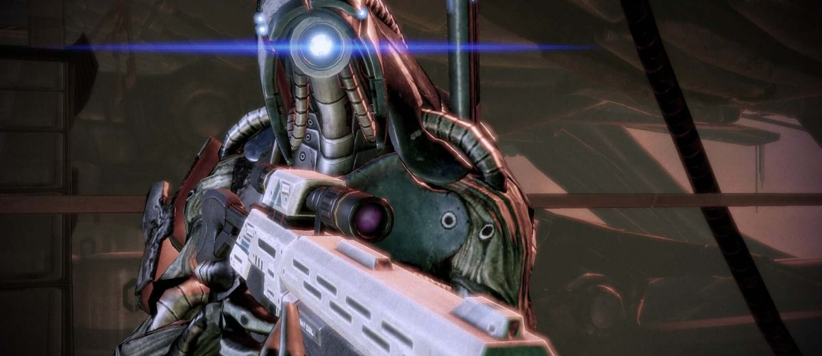 Библейские темы в Mass Effect — Легион. Мессия.