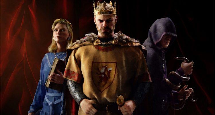 Crusader Kings 3 - дата выхода и сюжетный трейлер