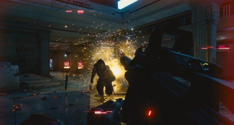 Cyberpunk 2077 позволит стрелять частями тел убитых врагов