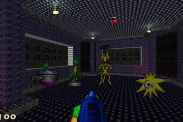 Для Doom 2 вышла модификация в стиле Jazz Jackrabbit