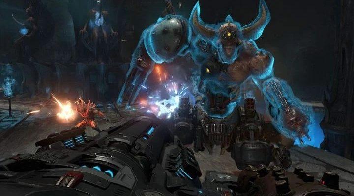 Doom Eternal получил защиту от читеров