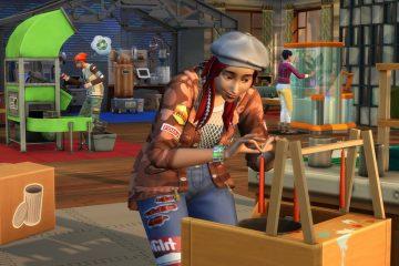 Eco Lifestyle - новое дополнение для The Sims 4