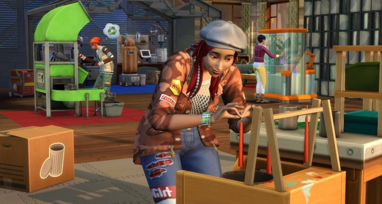Eco Lifestyle - новое дополнение для Sims 4