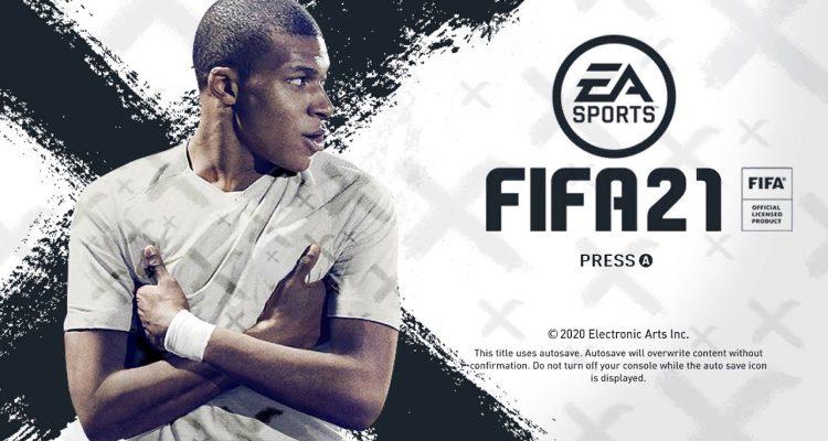 FIFA 21 официально подтверждена