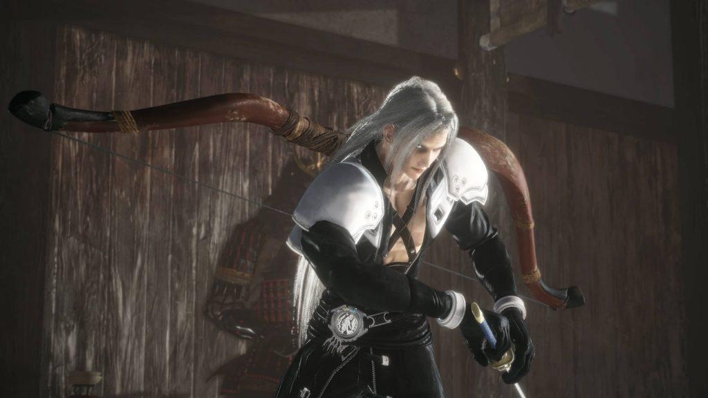 Эти моды добавят в Sekiro Сефирота, Аэрис и Тифу из Final Fantasy 7