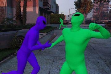 Финальный бой пришельцев в GTA Online разочаровал многих игроков