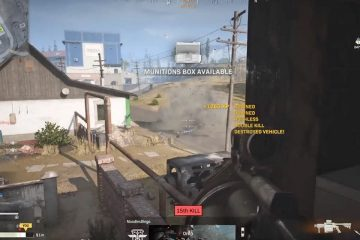 Гаубица самое мощное оружие в CoD Warzone?