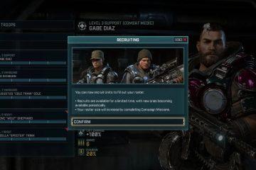 Как вербовать большее количество бойцов в Gears Tactics