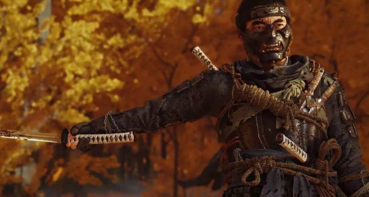 Ghost of Tsushima позволит «стряхнуть» кровь с меча вручную