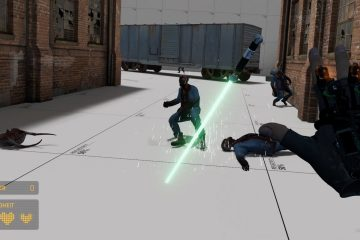 Мод для Half-Life: Alyx позволяет играть со световым мечом