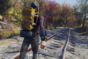 Игроки в Fallout 76 организовали виртуальный забег через пустошь
