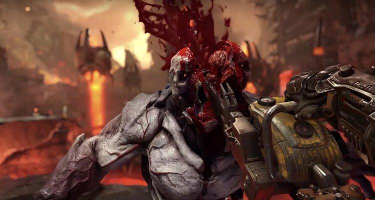 Из Doom Eternal уберут античит Denuvo