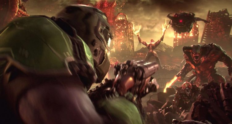 Как Мик Гордон и id Software испортили саундтрек Doom Eternal